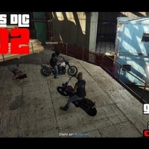 Bikes stehlen! - GTA Online #02 Bikers DLC | PS4 1080p60fps