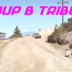 Group B Tribute in DIRT RALLY