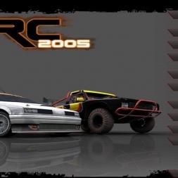 Cross Racing Championship 2005 [Quadro AD - Mud Track Hun] [ PC GamePlay]