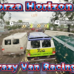 Forza Horizon 3: Crazy Van Racing