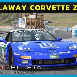 Automobilista - Callaway Corvette Z06R GT3 at Laguna Seca (PT-BR)