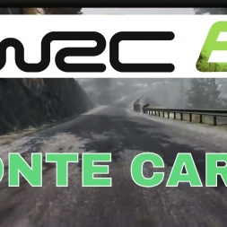 WRC6 - Monte Carlo Rally First Drive