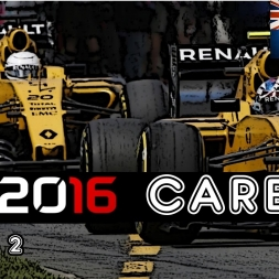 F1 2016 Career - S2R1: Australia - Racing Familiar Faces