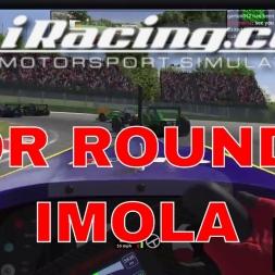 AOR Formula Renault 2.0 Round 4 at Imola
