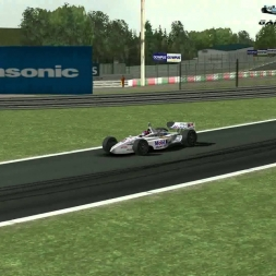 Champcar World Series 2011 der GCZ in Japan / Suzuka / Highlights / Race 15/19