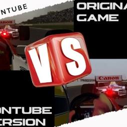 Assetto Corsa original game Vs ddntube version