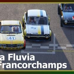 Assetto Corsa - Lancia Fluvia HF (S1) - Spa-Francorchamps