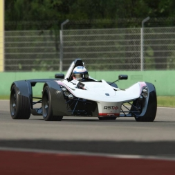 Assetto Corsa 1.8.1(BAC Mono new sound - 1.8.1)