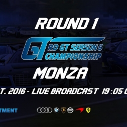 RD GT Championship | R1 Monza