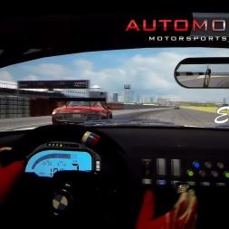BMW Z4 GT3 @Edmonton Indy. Automobilista. AccuForce. Triple Screens.