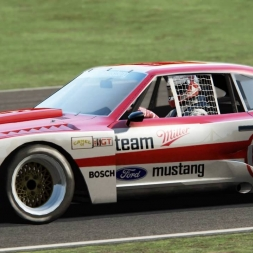 Assetto Corsa 1.8.1 Ford Mustang (Race replay)