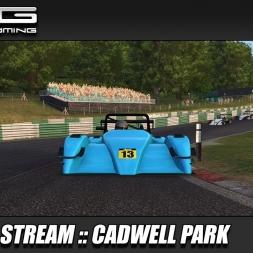 Automobilitsa Beta  :: Cadwell Park :: Live Stream