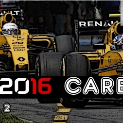 F1 2016 Career - S2R2: Bahrain - An Upgrade, AND ANOTHER ONE