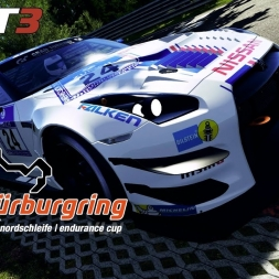 Assetto Corsa - Nissan GT-R Nismo GT3 @ Nordschleife Cup/VLN - PC 60FPS