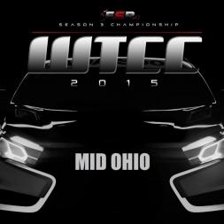 RaceRoom | ESR Championship Round 4 WTCC 2015 @ Mid Ohio