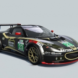 Assetto Corsa [Lotus Evora GX - Silverstone] [PC GamePlay]