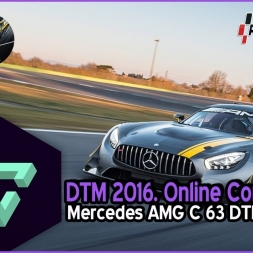 RACEROOM RACING EXPERIENCE | DTM 2016 ONLINE COMPETITION  | ESPAÑOL HD.