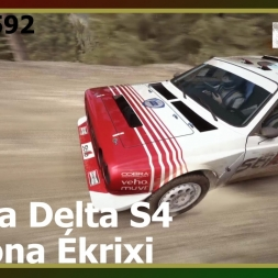 Dirt Rally - Lancia Delta S4 - Pomona Ékrixi (WYDDC)