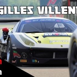Walls and chicanes galore PTsims.net GT3 Sprint @ Gilles Villeneuve - Assetto Corsa Ferrari 488 GT3