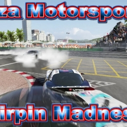 Forza Motorsport 6: Hairpin Madness
