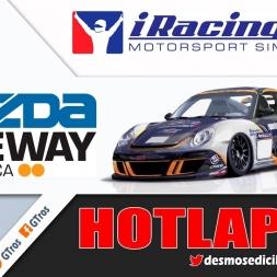 iRacing RUF GT3 Challenge @ Laguna Seca | Hotlap 1'21.899 | Season 4 - 2016