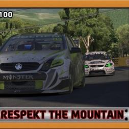 """""""iRacing: Respekt the Mountain"""" (WTS Bathurst 100)"""