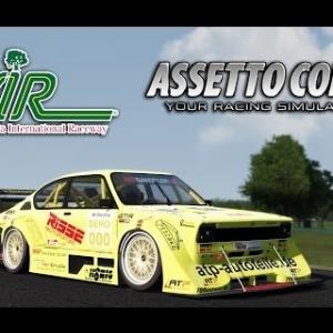 Assetto Corsa | Opel Kadett C GTE V8 @ Virginia International Raceway