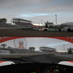 rFactor 2: Group C: Sunset in Japan
