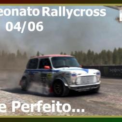 Dirt Rally - Campeonato RX - 04 - Quase Perfeito...(PT)