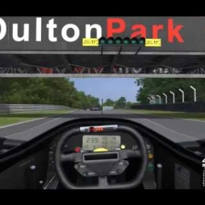 AMS | Indycar at Oulton classic