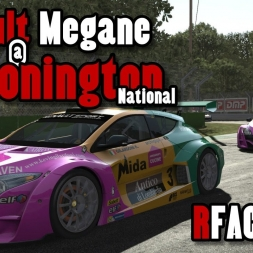 rFACTOR 2 at Donington National