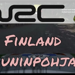 WRC 6 Finland Stage Ouninpohja