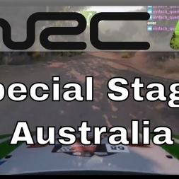 WRC 6 Australia Special Stage