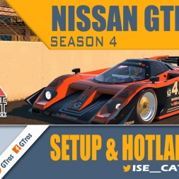 iRacing Nissan GTP ZX-T @ Summit Point | Setup & Hotlap 1'00.207 | Season 4 - 2016