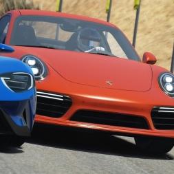 Assetto Corsa - Porsche 911 2017 - Gameplay 2k 60 fps
