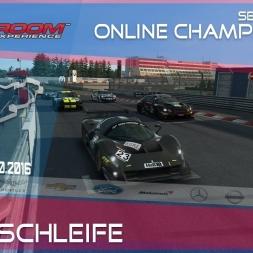RaceRoom | GTR3/S1: Online Championship`16 (Round-6 Nordschleife)