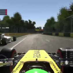 F1 2016 Open Sprint Mode Lobbies