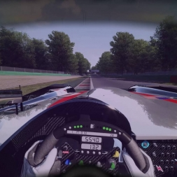 Assetto Corsa 1.8.1 Panoz- Internal sound