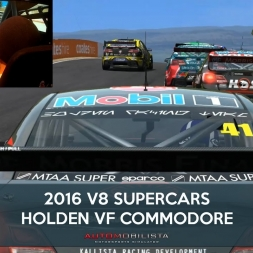 2016 V8 SUPERCARS BATHURST (MOUNT PANORAMA) AMS