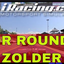 AOR Formula Renault 2.0 Round 5 at Zolder