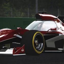 Assetto Corsa 1.8.1- FX-i1 V8