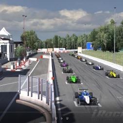 iRacing Formule Renault 2.0 Zolder GP S4 Week 5 [1080p60fps]