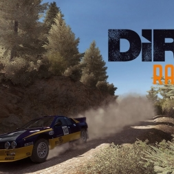 DiRT Rally - Ypsona Tou Dasos - Lancia 037 Rally - 03:13.642