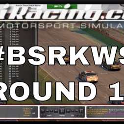 BSR Kia World Series - Imola Race 1