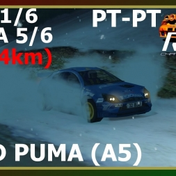 Rally Championship - Campeonato #5 - Ford Puma - 26.34km (PT)