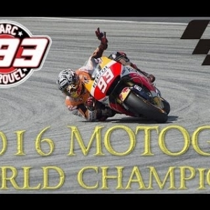 MotoGP | 2016 World champion decided! (Rossi the game)
