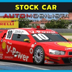 Automobilista - Stock Car at Cutitiba (PT-BR)