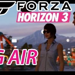 Forza Horizon 3 - Final Showcase - Big Air [4K] - 2 Milion Fans!