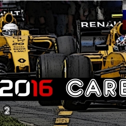F1 2016 Career - S2R4: Russia - Racing Against The Clock