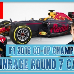 TwinRaGe Youtube Co-op Championship F1 2016 - Round 7 Canada
